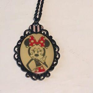 DISNEY Minnie Necklace